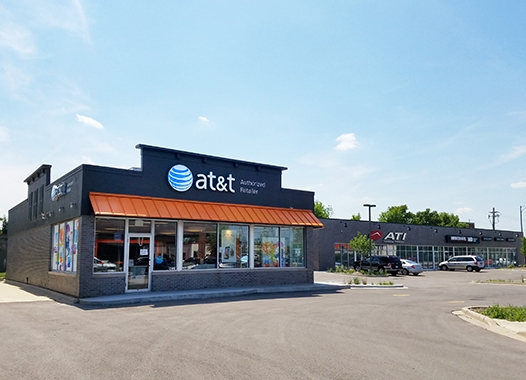 AT&T | ATI Physical Therapy | Immediate MD - Baum Realty Group